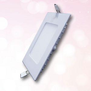 đèn slim panel vuông âm trần