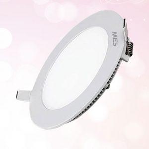đèn slim panel tròn