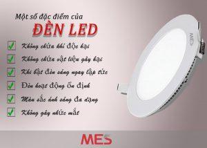 ưu điểm nổi bật của bóng đèn led
