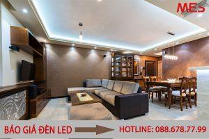 báo giá đèn led downlight