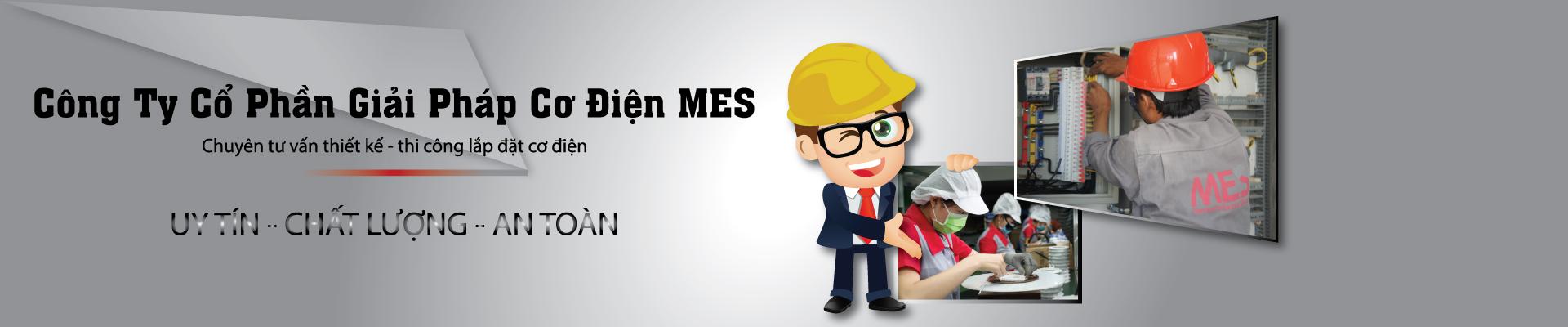 Công ty Cp Giải Pháp Cơ Điện MES