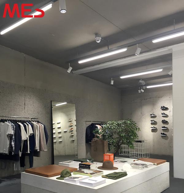 đèn led chiếu điểm cho cửa hàng