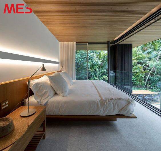 đèn led thanh ốp tường cho phòng ngủ