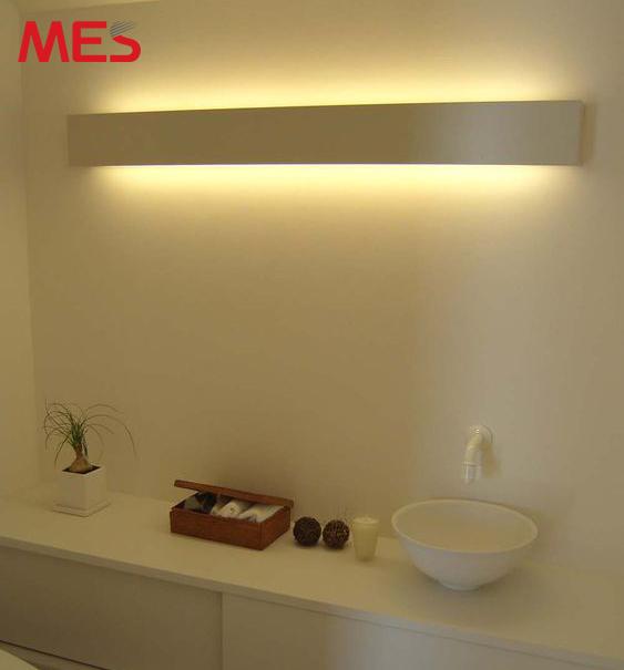 đèn led thanh 2 mặt chiếu ốp tường