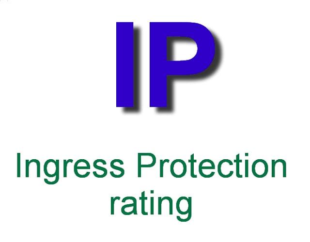 IP cấp bảo vệ trong đèn led